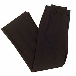 J. Crew 100% Wool Black Dress Pants